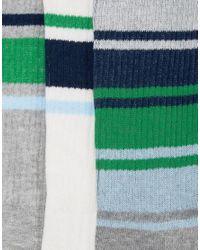 Original Penguin - Multicolor 3 Pack Socks for Men - Lyst
