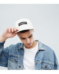 Mitchell   Ness 110 Baseball Cap Exclusive To Asos in Natural for ... cee01de2298a