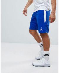Nike - Nike 23 Alpha Shorts In Blue 905782-480 for Men - Lyst