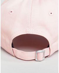 KTZ - 9forty Ny Exclusive Tonal Pink Cap - Lyst