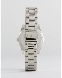 Fossil - Metallic Es4317 Scarlette Mini Bracelet Watch In Silver - Lyst