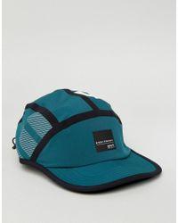 Adidas Originals - Eqt 5 Panel Cap In Green Cd6950 for Men - Lyst