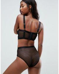 ASOS - Black Skinny Chinos for Men - Lyst