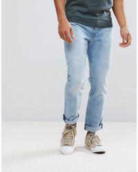 fb9ccd8539 Levi s Levi s 511 Slim Fit Jeans Ocean Parkway in Blue for Men - Lyst