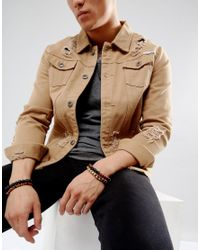 Icon Brand - Black Barrier Thief Bracelet Pack for Men - Lyst