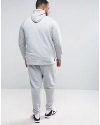 PUMA - Plus Tracksuit Set Gray Exclusive To Asos for Men - Lyst