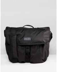 Eastpak - Stanlee Messenger Bag In Black for Men - Lyst