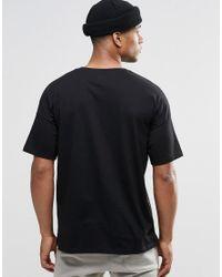 ASOS - Oversized T-shirt In Black for Men - Lyst