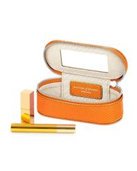Aspinal - Orange Handbag Tidy All - Lyst