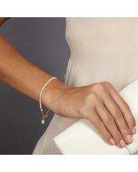 Astley Clarke | Yellow Stardust Friendship Bracelet | Lyst