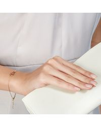 Astley Clarke - Metallic Garnet Prismic Bracelet - Lyst