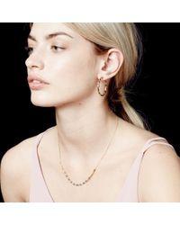 Astley Clarke - Metallic Labradorite Detail Biography Necklace - Lyst