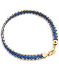 Astley Clarke | Metallic A Great Adventure Bracelet In 18k Vermeil | Lyst