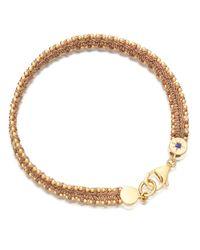 Astley Clarke - Multicolor Woven Biography Bracelet - Lyst