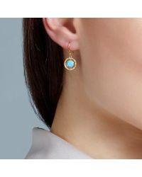 Astley Clarke - Multicolor Turquoise Celestial Fine Biography Drop Earrings - Lyst
