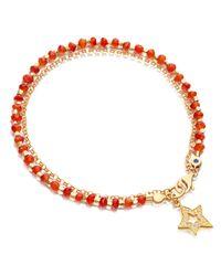 Astley Clarke   Metallic Carnelian Shooting Star Biography Bracelet   Lyst