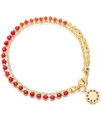 Astley Clarke | Multicolor Sunset Dégradé Biography Bracelet | Lyst