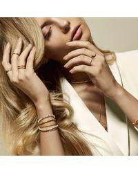 Astley Clarke - Metallic Moonstone Skinny Biography Bracelet - Lyst