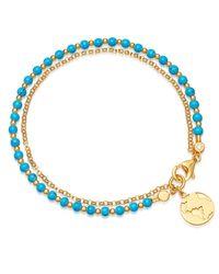Astley Clarke - Multicolor Turquoise Earth Biography Bracelet - Lyst