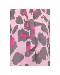 Mercy Delta - Pink Hampton Silk Blouse - Lyst