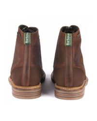 06267ee7f1c Barbour Lifestyle Belsay Boots in Brown for Men - Lyst