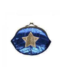 Becksöndergaard - Blue Granny Star Purse - Lyst