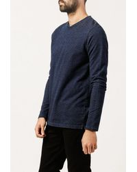 Native Youth - Blue Belmont Sweater for Men - Lyst