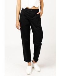 Kowtow - Black Side By Side Pant - Lyst
