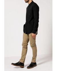 Globe - Black Barkly Shirt for Men - Lyst