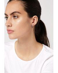 Selin Kent - Metallic Marlene Mismatch Earrings - Lyst