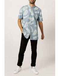 Barney Cools - Blue Bahamas Ss Shirt for Men - Lyst