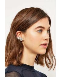 Urban Outfitters - Metallic Small Navette Ear Cuff - Lyst