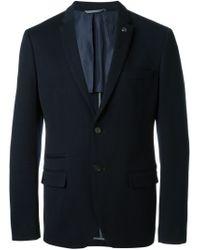 Michael Kors - Blue Classic Blazer for Men - Lyst