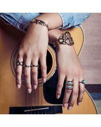 Pamela Love | Metallic Aguila Id Bracelet | Lyst