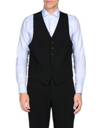 Armani - Black Suit for Men - Lyst