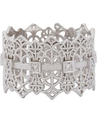 Grace Lee | White Lace Crown Ring | Lyst