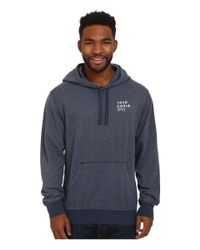 Patagonia | Blue Stained Glassy Lightweight Hooded P/o Sweatshirt for Men | Lyst