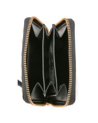 Rebecca Minkoff | Black Mini Ava Zip Wallet | Lyst