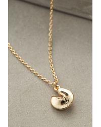 Estella Bartlett - Metallic Charmed Necklace - Lyst