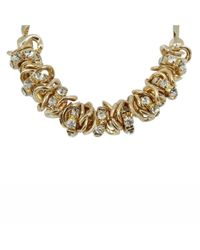 Ziba | Metallic Joni Necklace | Lyst