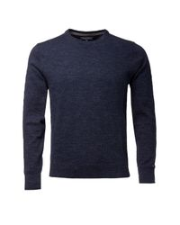 Tommy Hilfiger | Blue Extreme Heather Jumper for Men | Lyst
