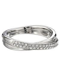 Michael Kors - Metallic Brilliance Ring - Lyst