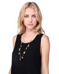 N2 - Red Necklace / Longcollar - Lyst