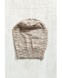 Urban Outfitters | Multicolor Fine Gauge Super Slouch Beanie | Lyst