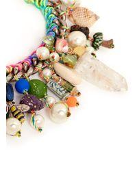 Venessa Arizaga | Multicolor 'hawaiian Punch' Bracelet | Lyst