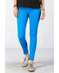 True Religion | Blue The Runway Color Legging | Lyst