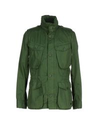 313 Tre Uno Tre - Green Jacket for Men - Lyst