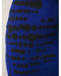 Roland Mouret | Blue Poplar Pencil Skirt | Lyst