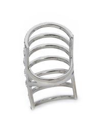 Michael Kors - Metallic Pave Cage Ring - Silver/Clear - Lyst