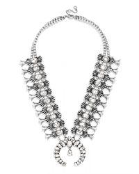 BaubleBar | Metallic Capri Amulet | Lyst